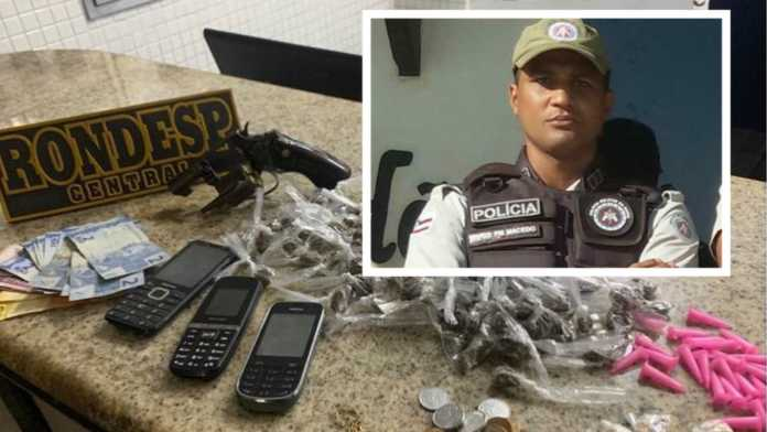 Rondesp localiza assassino do soldado PM Macedo